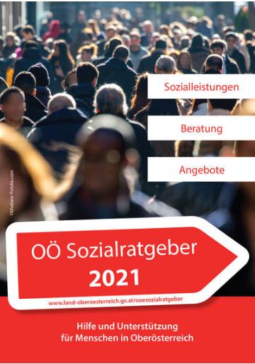 Titelseite Sozialratgeber